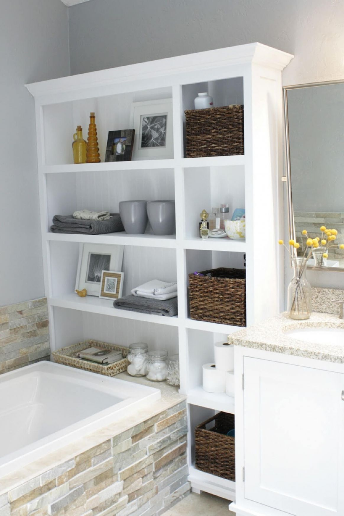 12 Best Small Bathroom Storage Ideas and Tips for 12 - bathroom ideas for storage