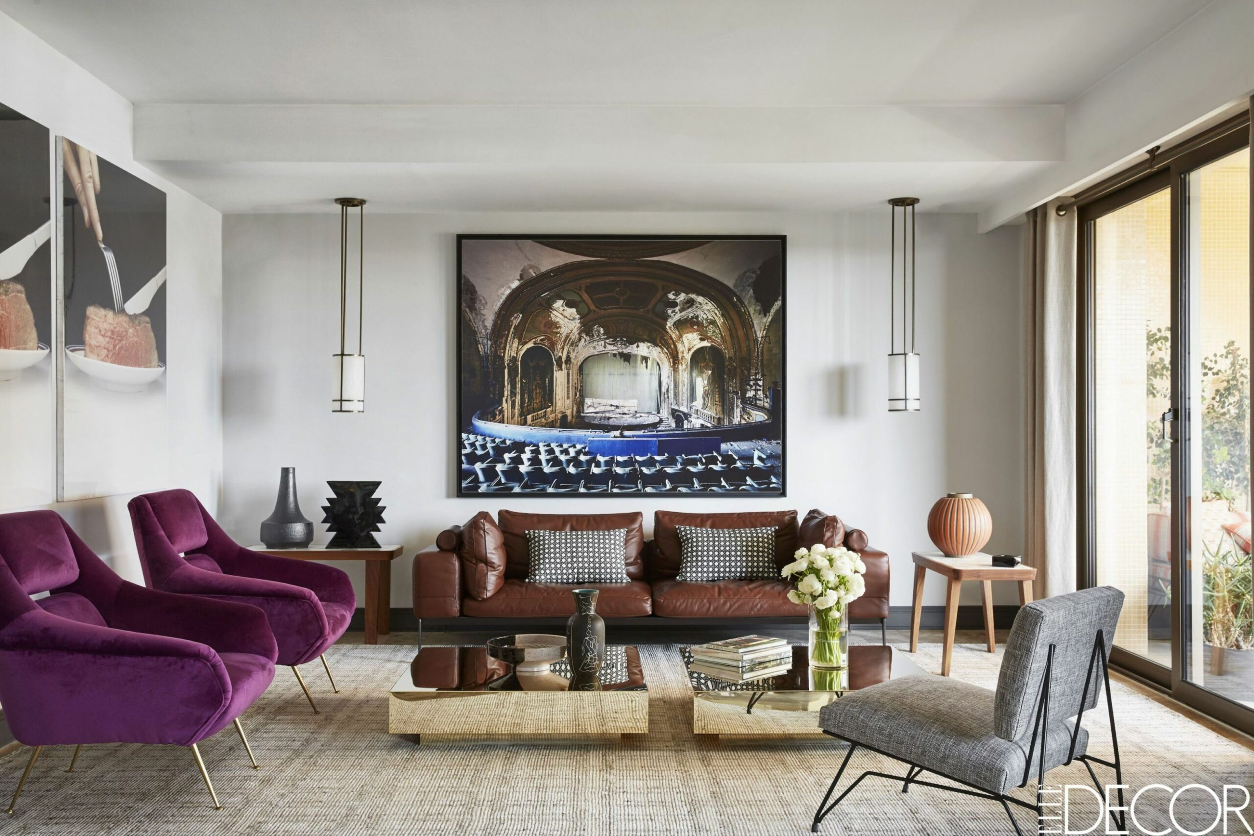 12 Best Wall Decor Ideas - How to Decorate a Large Wall - wall decor ideas next