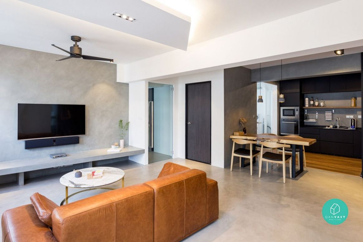 12 Brilliant 12-Room HDB Ideas For Your New Home (With images ..