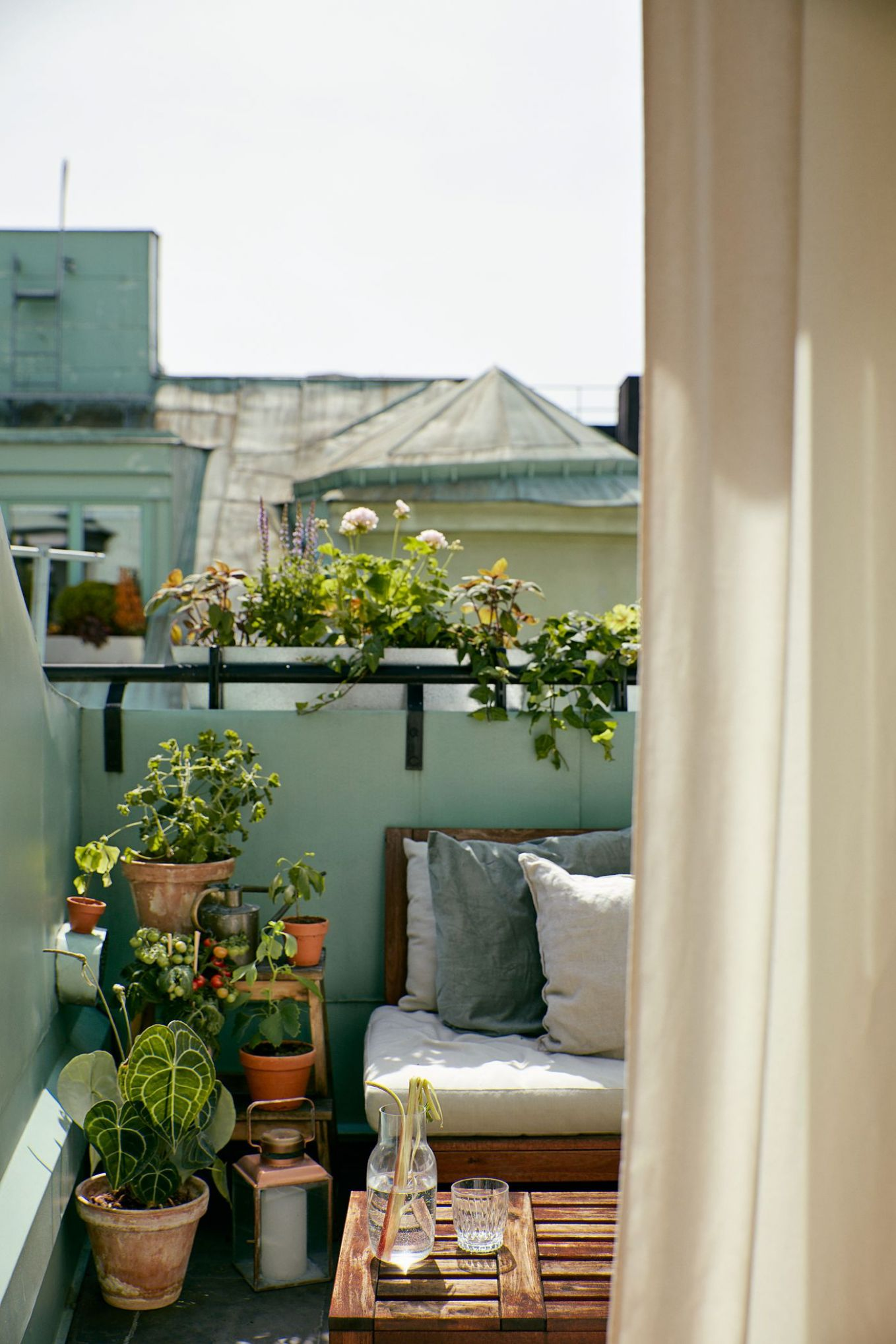 12 Brilliant Balcony Decorating Ideas - Balcony Design Tips - balcony makeover ideas