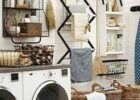 12+ Brilliant Small Laundry Room Decorating Ideas To Inspire You ...