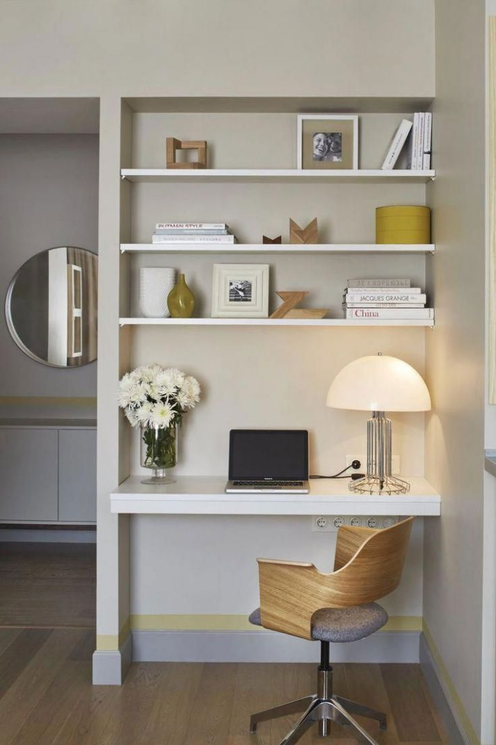 12 Charming Small Office Ideas Pinterest in 12 | Home office ..