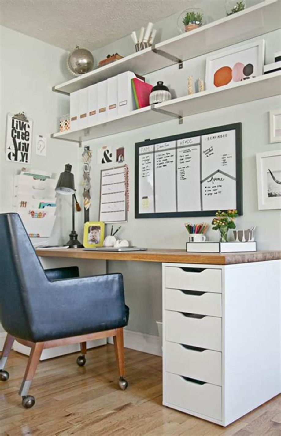 12 Cheap IKEA Home Office Furniture with Design and Decorating ..
