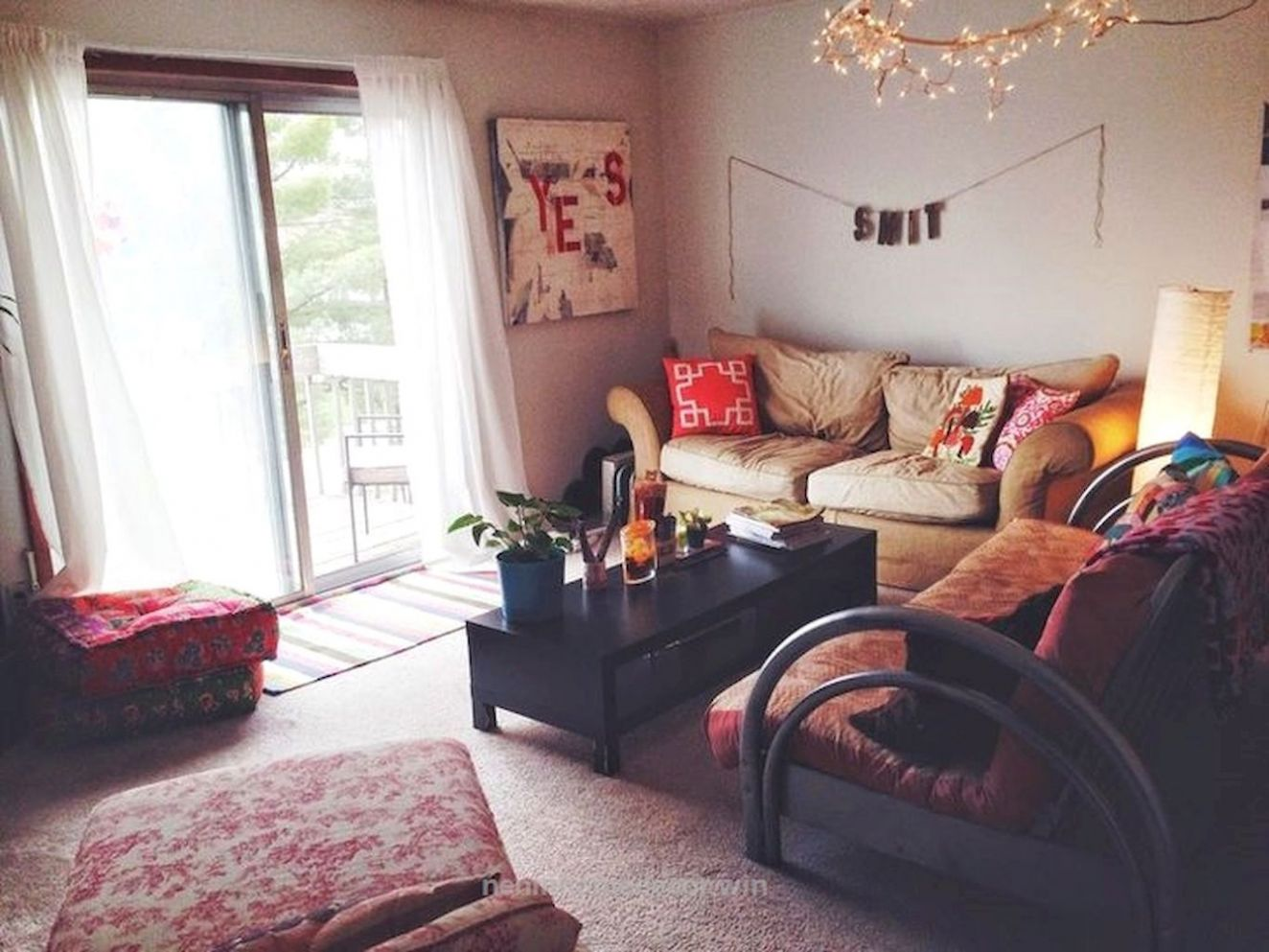 12 Clever College Apartment Decorating Ideas on A Budget | College ...