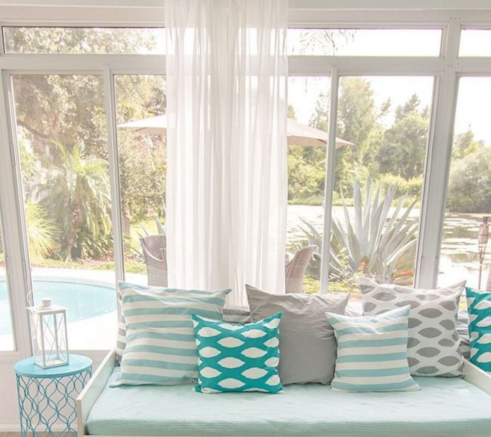 12 Cool Sunroom Design Ideas | Sunroom decorating, Sunroom ...