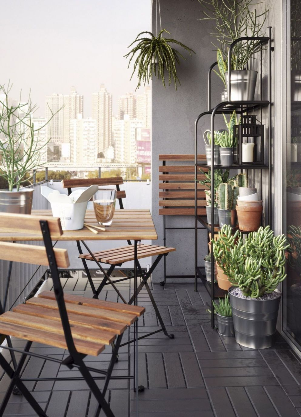 12 Creative Diy Small Apartment Balcony Garden Ideas (With images ..