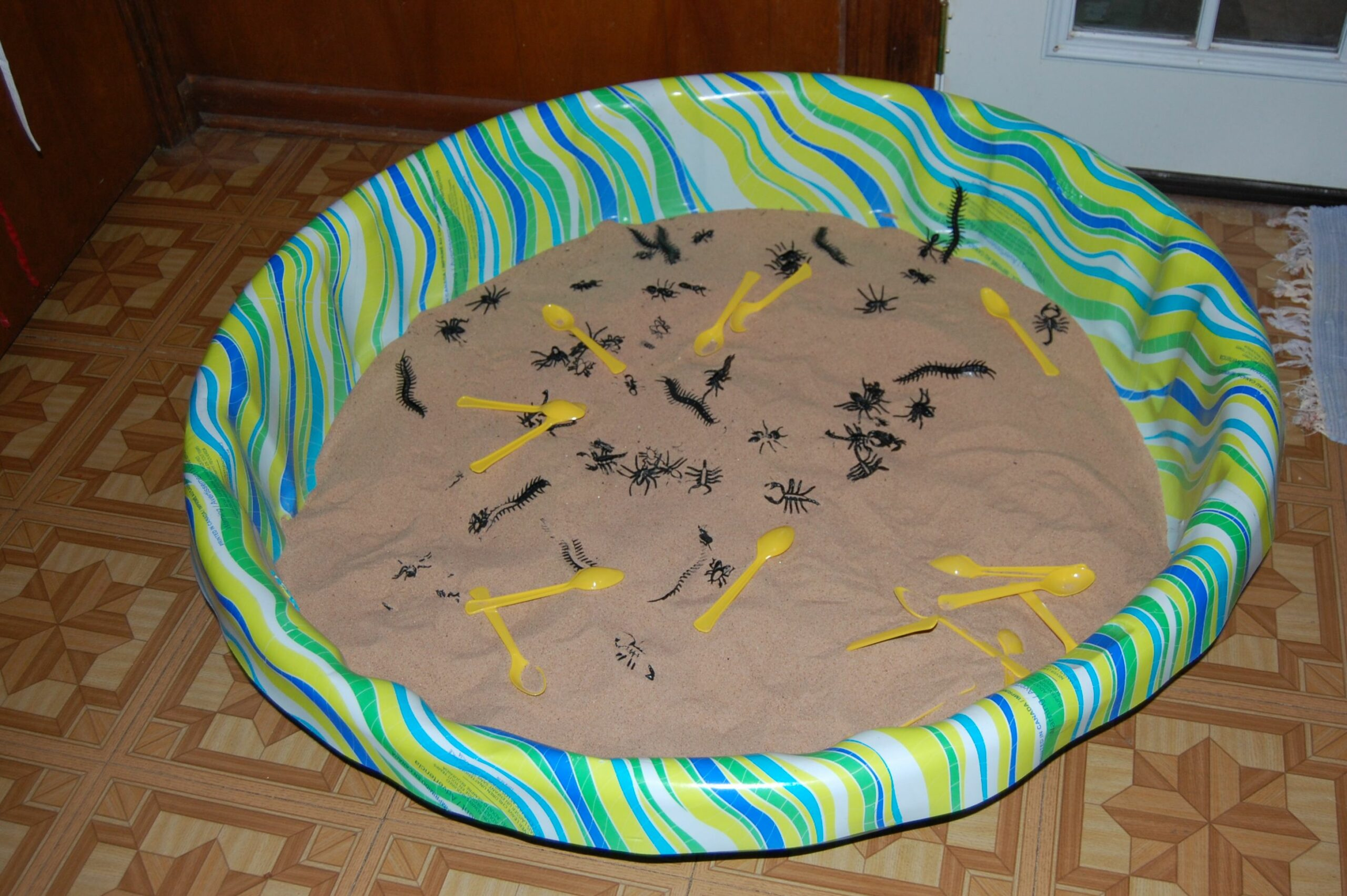 12 Creative Uses for a Kiddie Pool at a Party - The Organized Mom