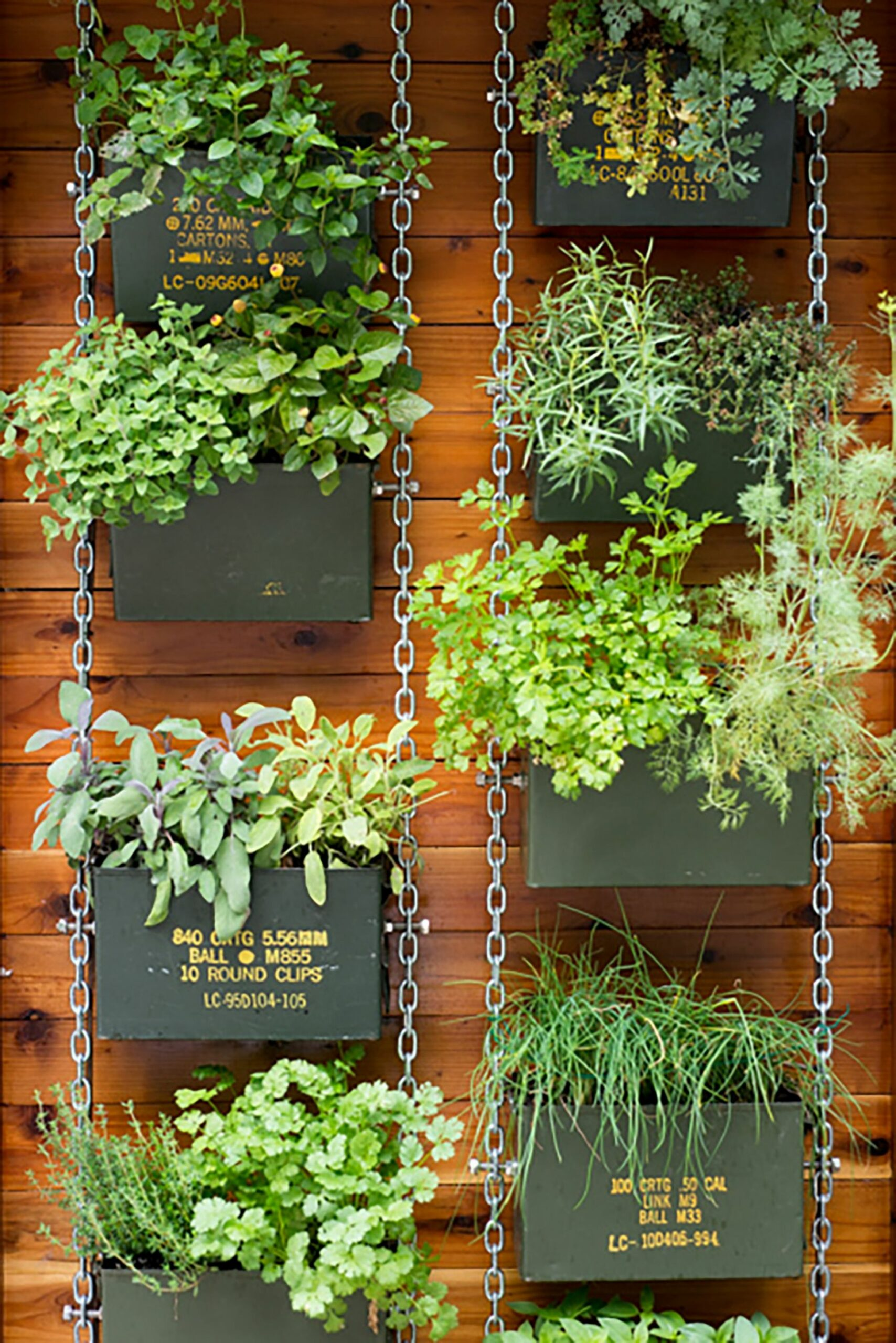 12 Creative Ways to Plant a Vertical Garden - How to Make a ..
