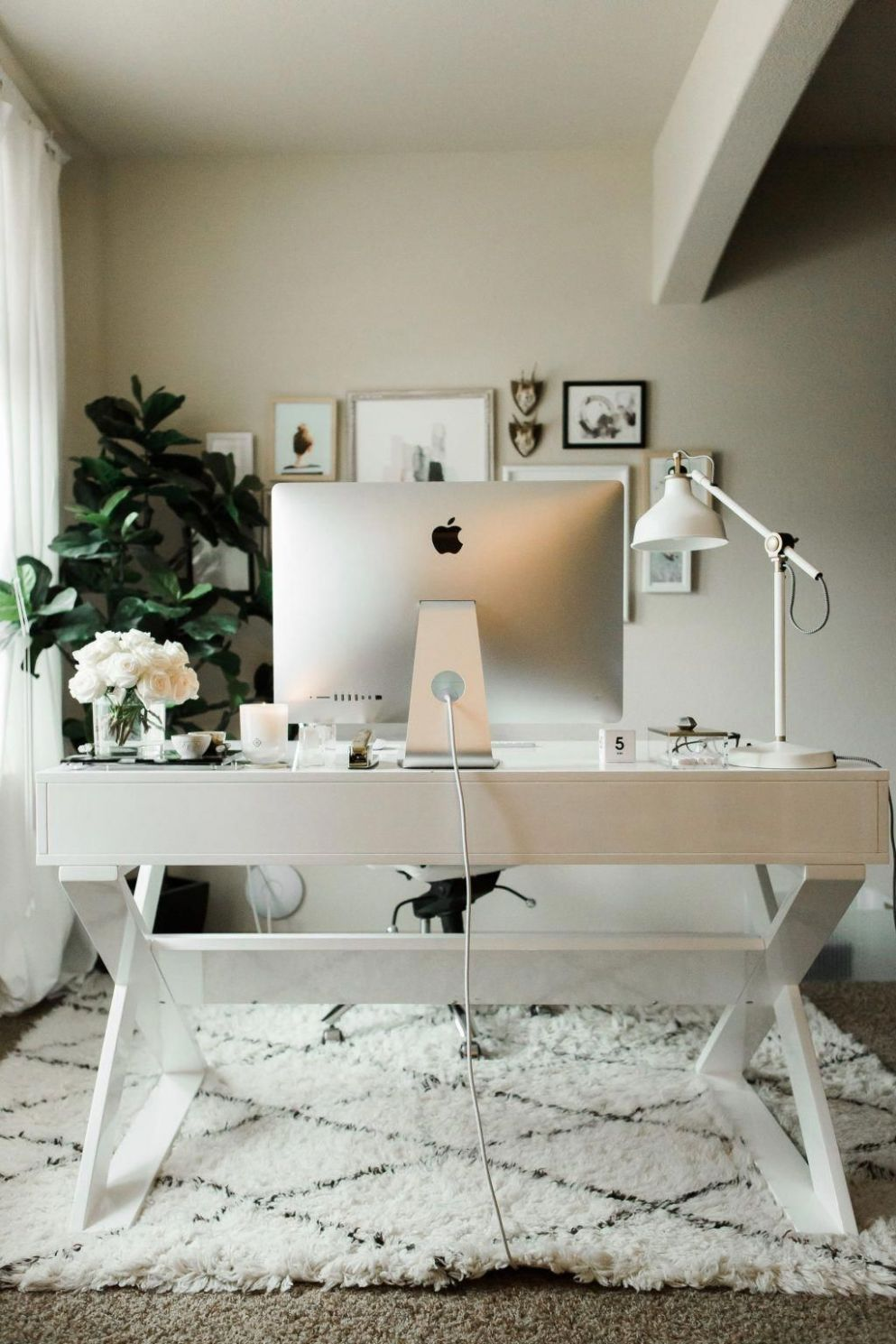12+ Delightful Home Office Design Ideas For Women in 12 (With ...
