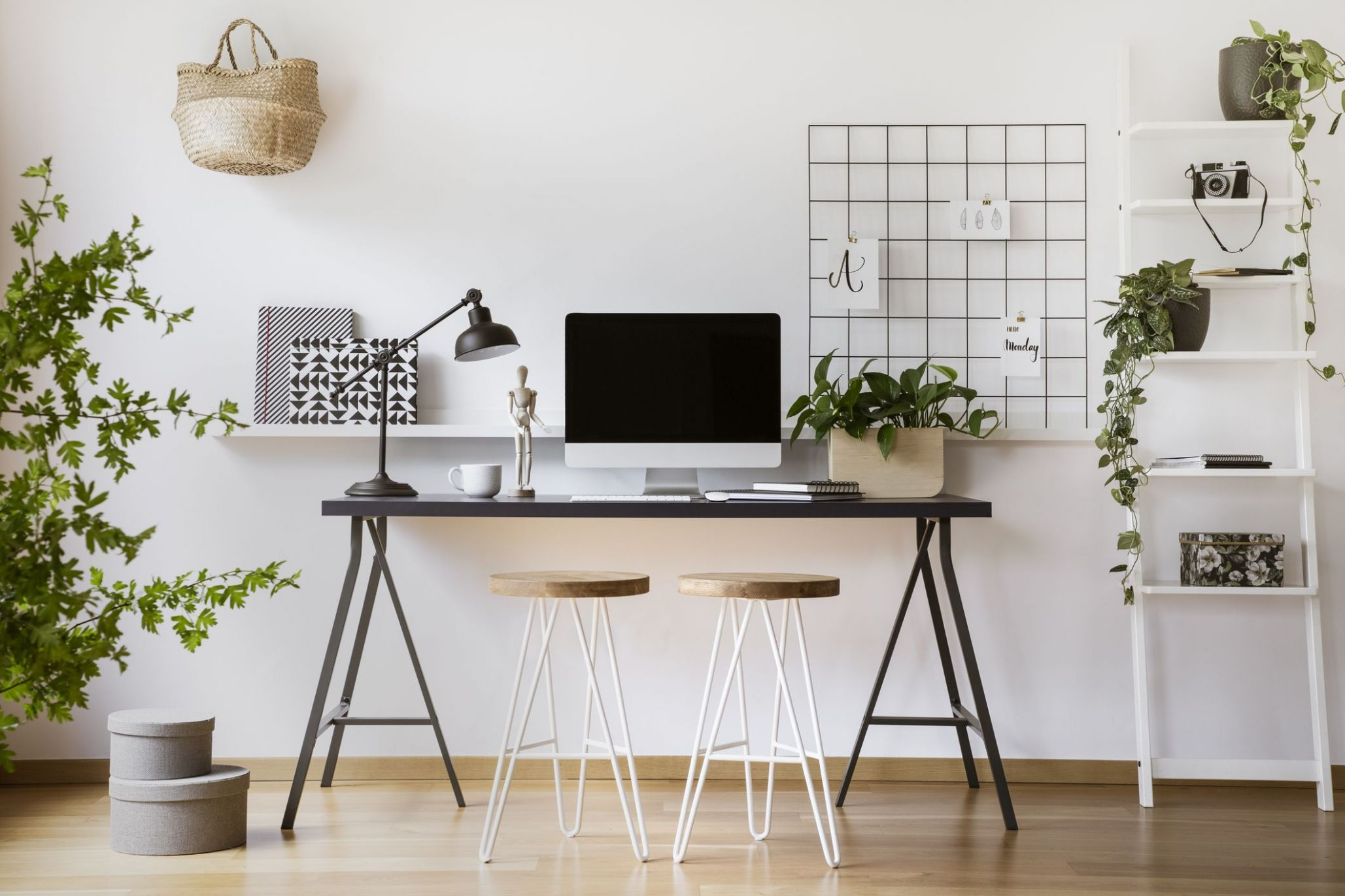 12 DIY Home Office Decor Ideas - Best Home Office Decor Projects
