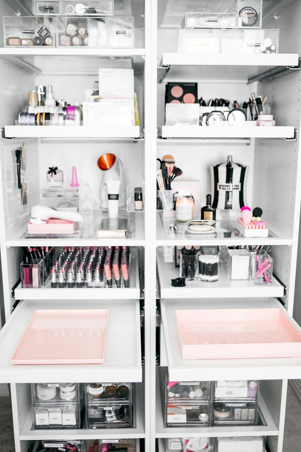 12+ DIY Simple Makeup Room Ideas, Organizer, Storage and ...