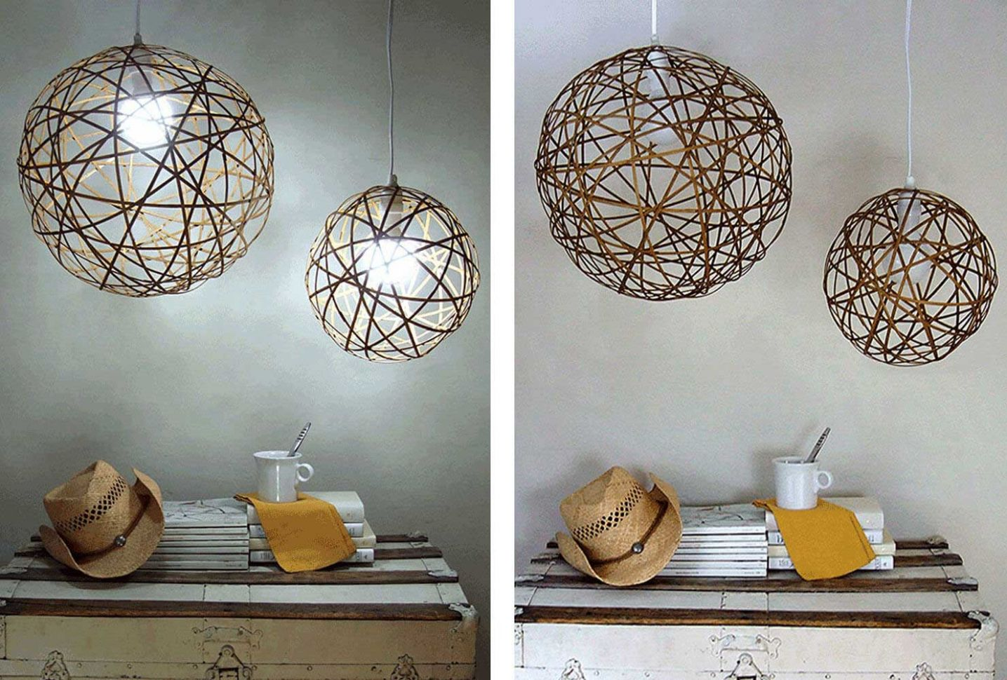 12+ Easy and Stylish DIY Home Decor Ideas (With Printables ...