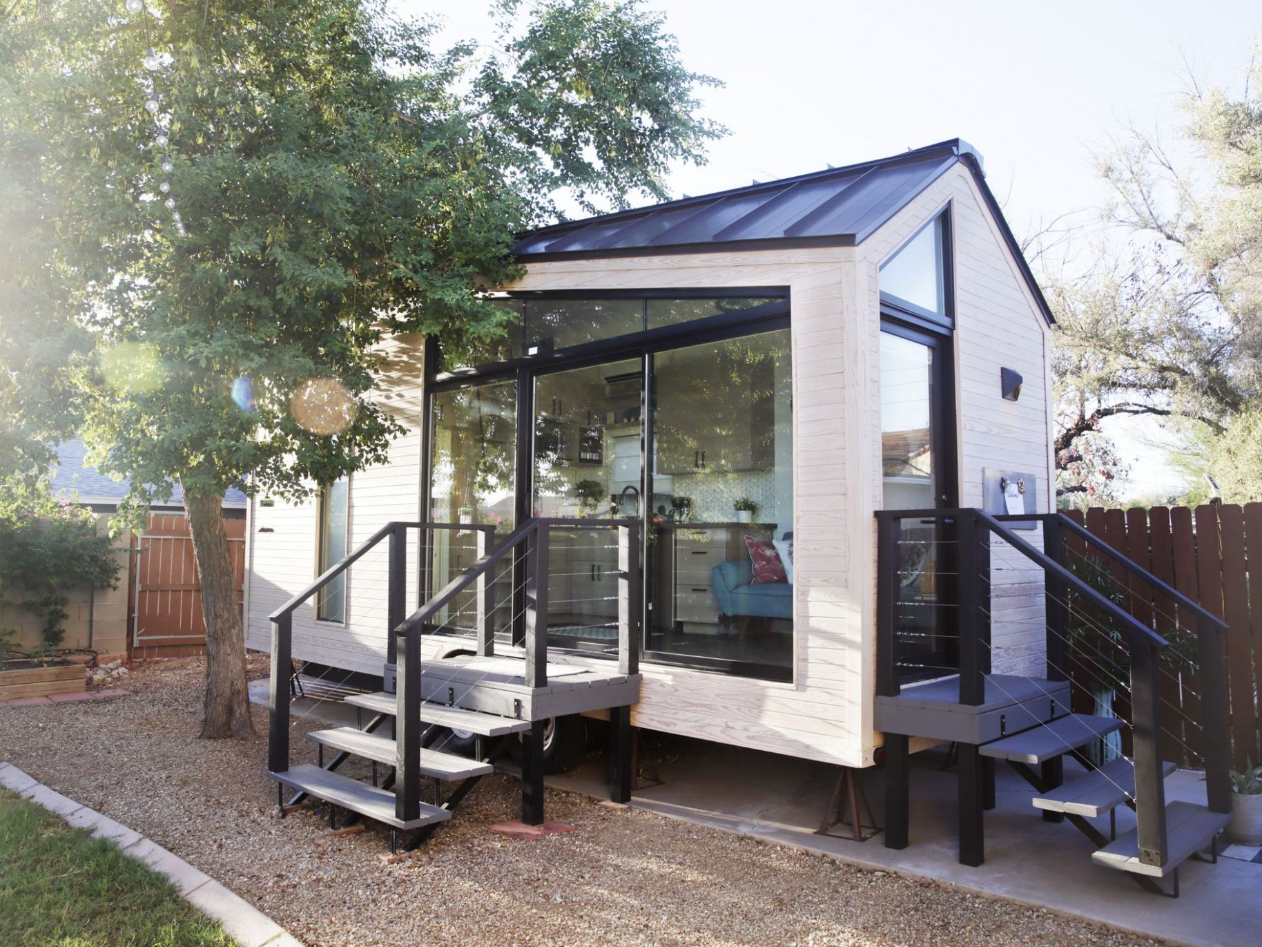 12 Free DIY Plans for Building a Tiny House