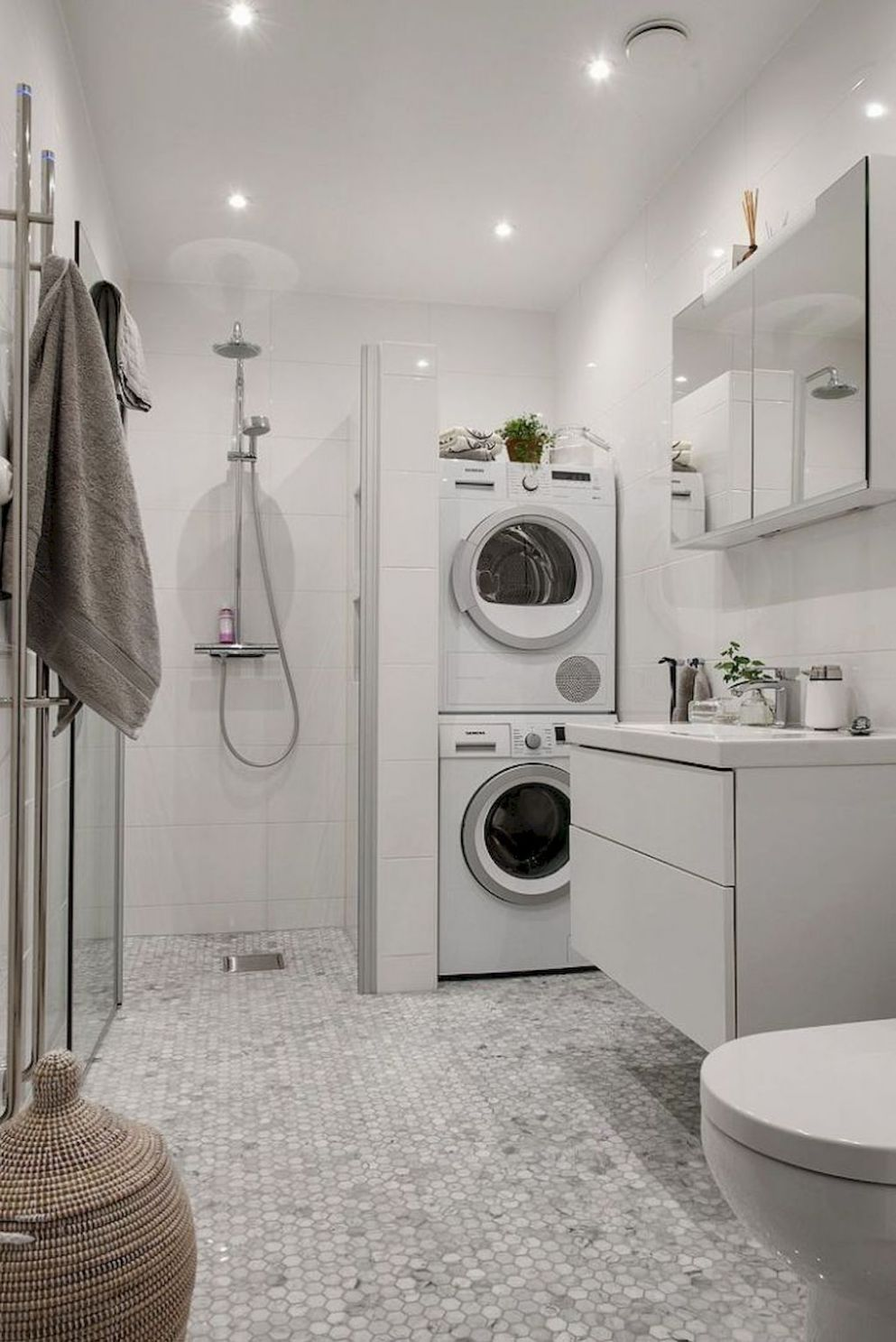 12 Functional Small Laundry Room Design Ideas in 12 | Laundry ..