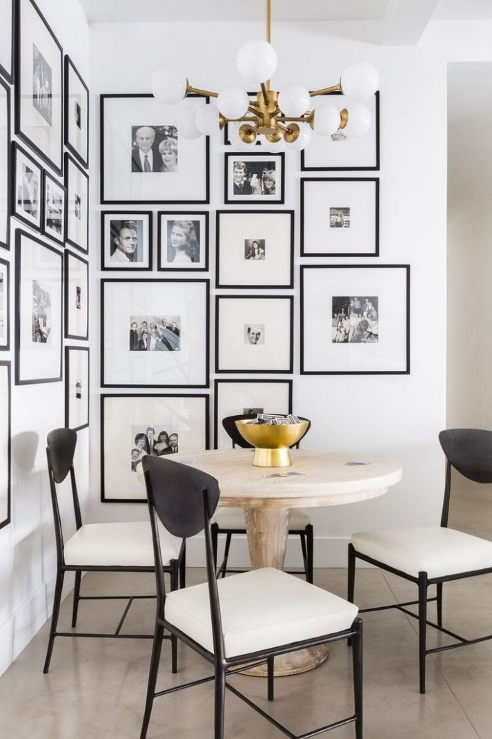 12 Gorgeous Gallery Walls You'll Want to Try (With images ...