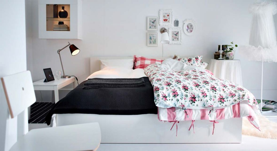 12 Ikea Bedrooms That Turn This Into Your Favorite Room Of The House