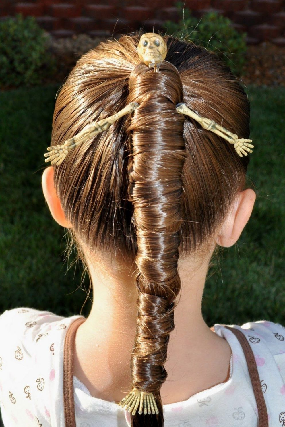 12 Impossibly Cute Halloween Hair Ideas That Require No Costume ..