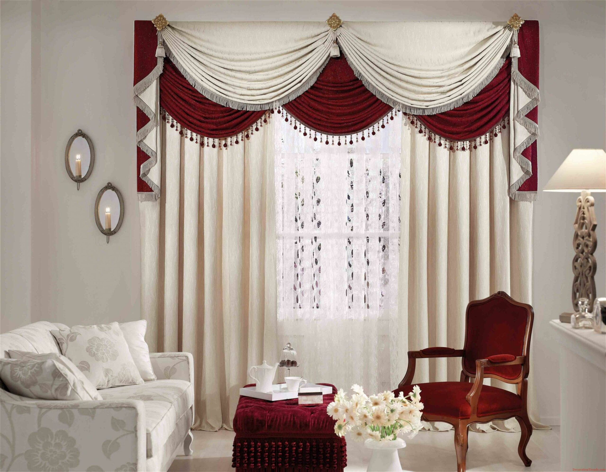 12+ Incredible Family Room Curtain Ideas (With images)   Living ..