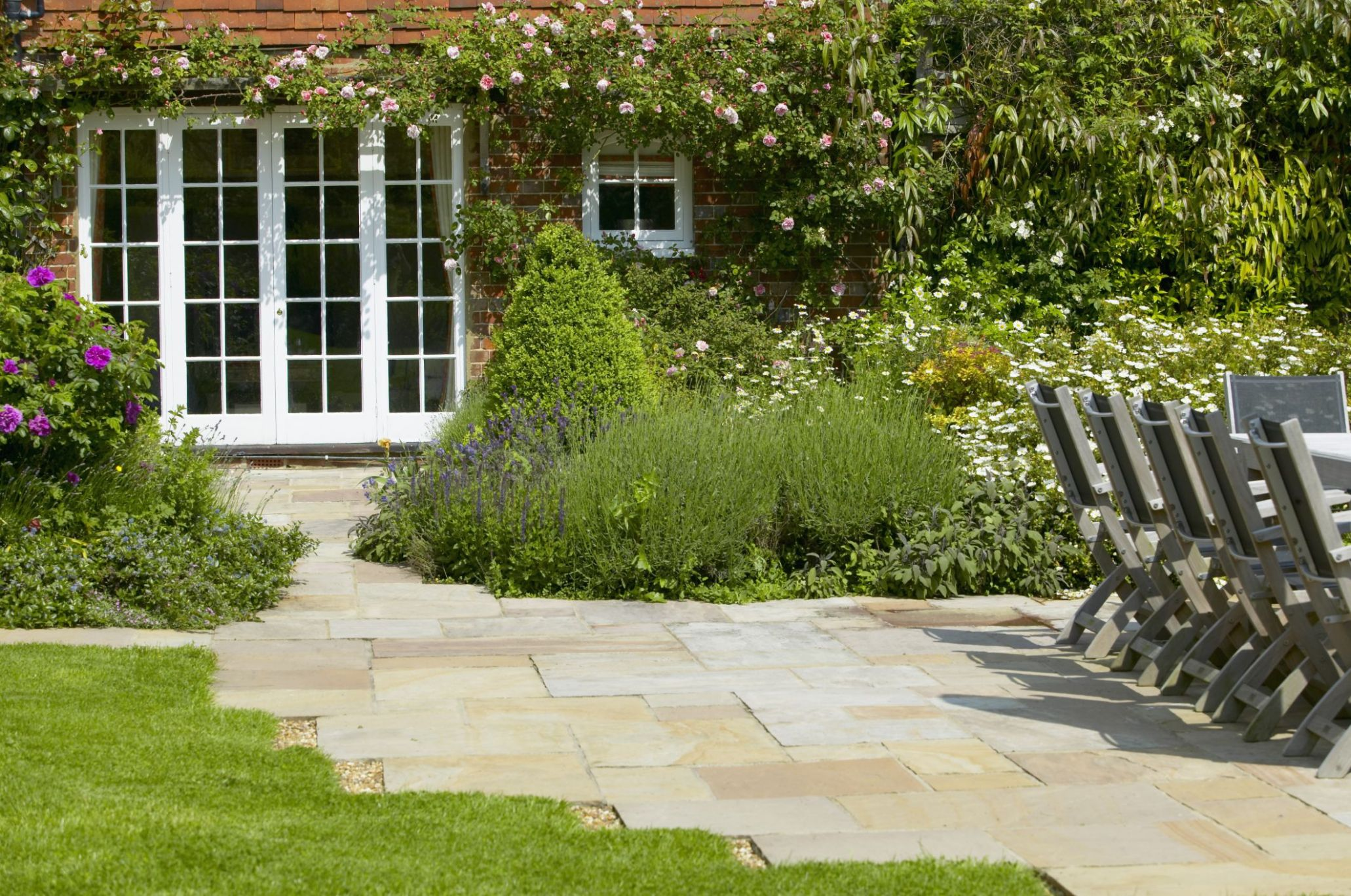 12 Landscaping Ideas For A Low-Maintenance Yard - backyard ideas low maintenance