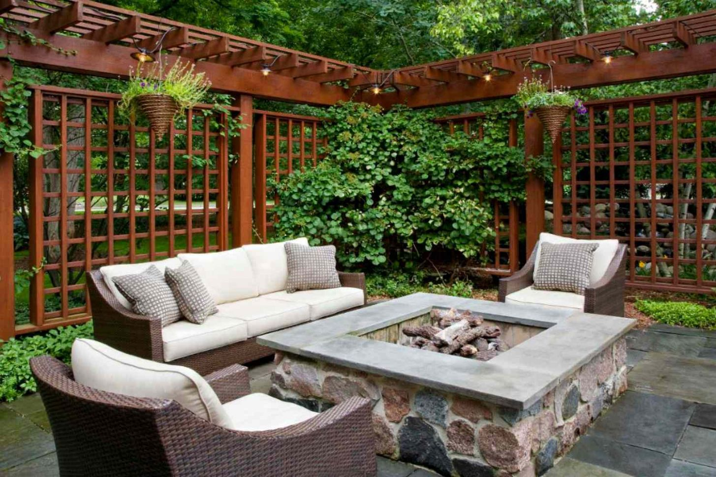 12 Landscaping Ideas for Creating Privacy in Your Yard - backyard ideas to block neighbors