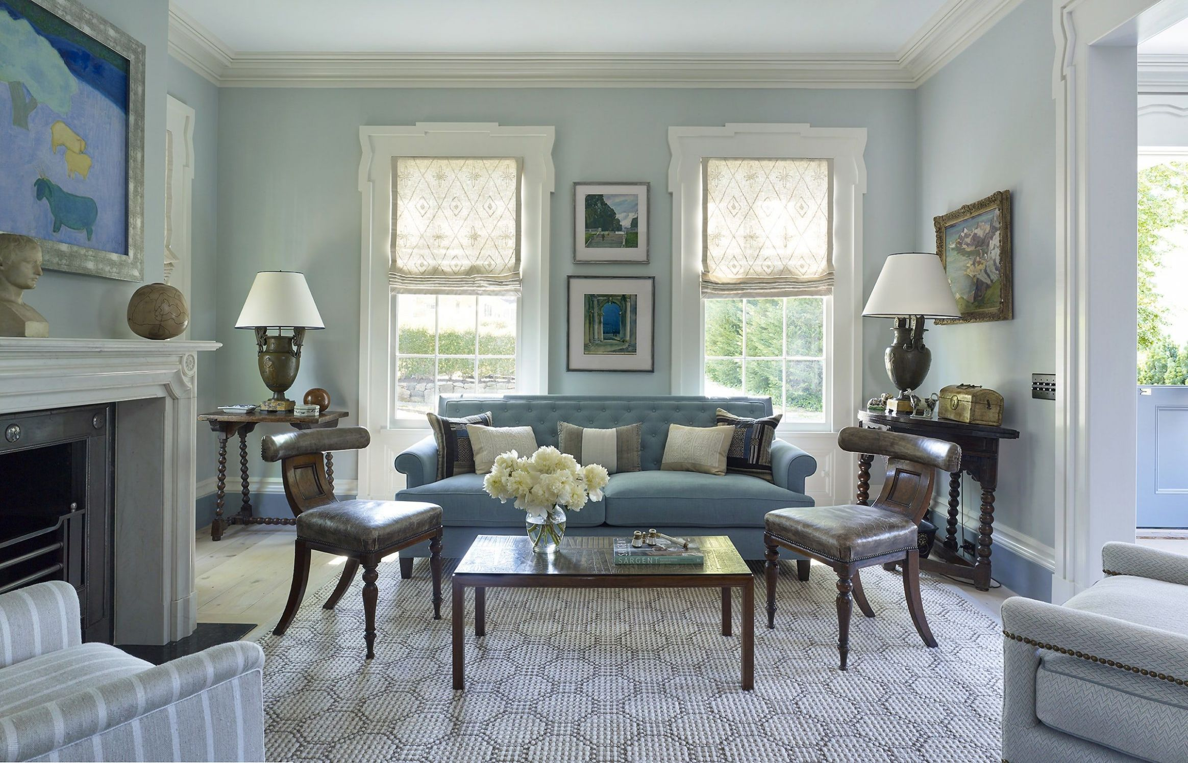 12 Living Room Furniture Layout Ideas - How to Arrange Seating in ..