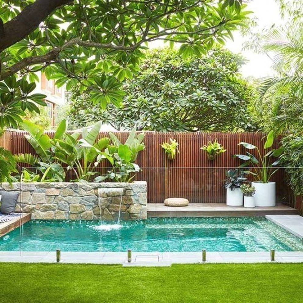 12 Lovely Small Swimming Pool Design Ideas On A Budget | Pools for ..