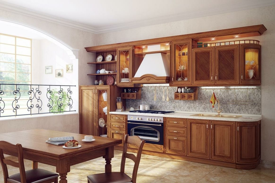 12 Luxurious Traditional Kitchens - kitchen ideas traditional