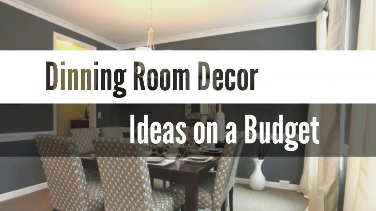 12+ Modern Dinning Room Decor Ideas on a Budget - Dining Room Makeover  Ideas #12