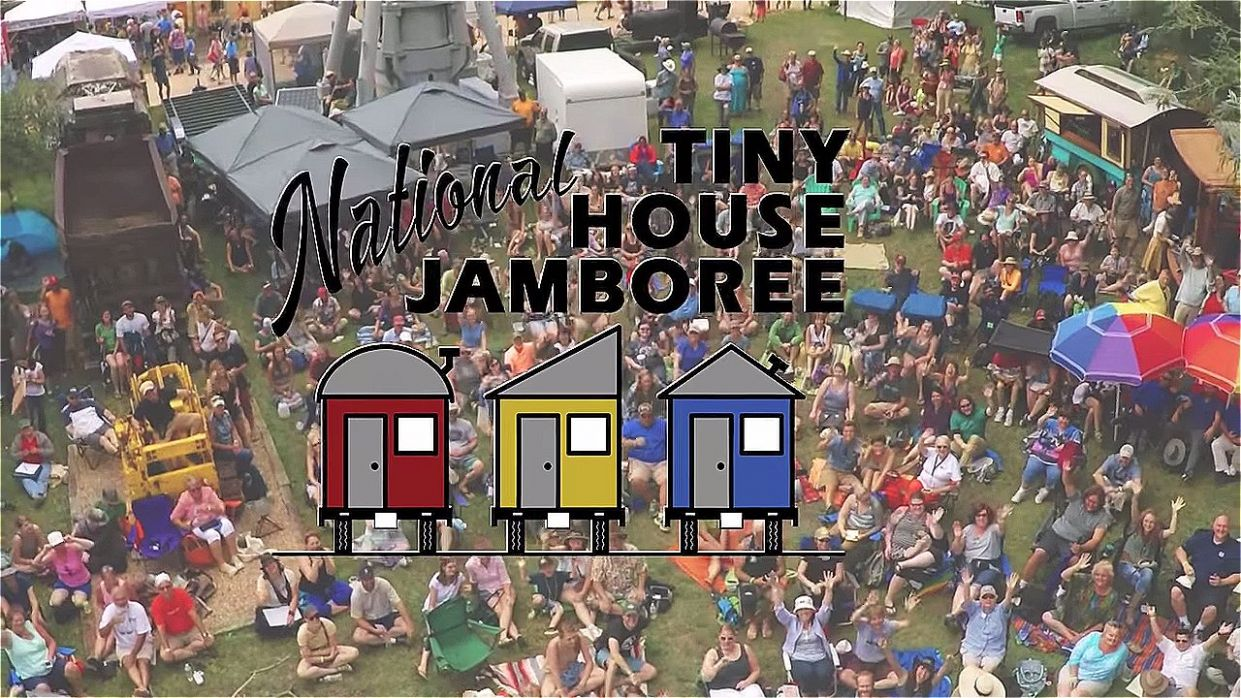12 National Tiny House Jamboree - tiny house jamboree