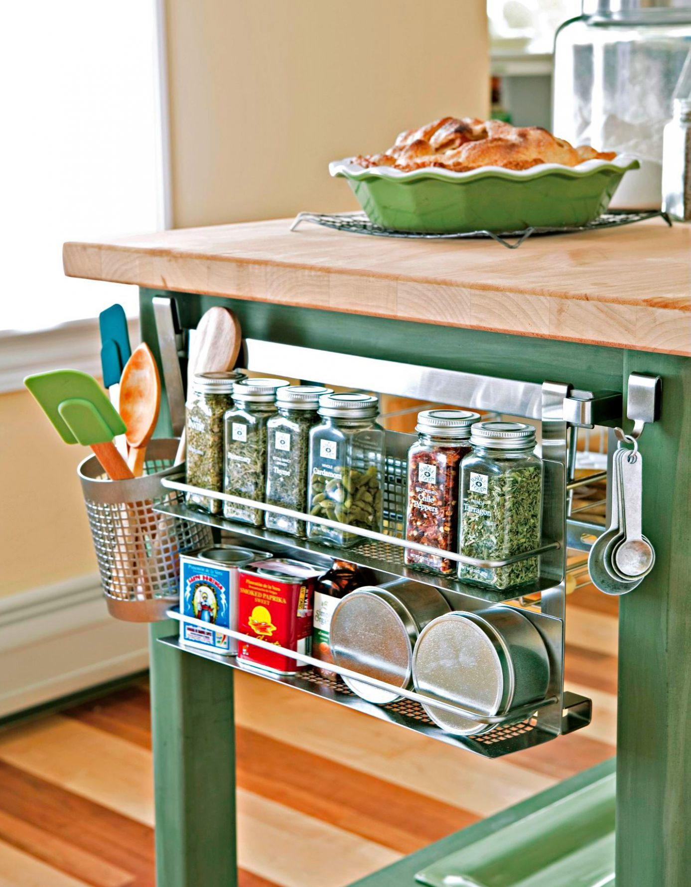 12 Quick and Easy Ideas for Kitchen Organization | Midwest Living - kitchen ideas organizing