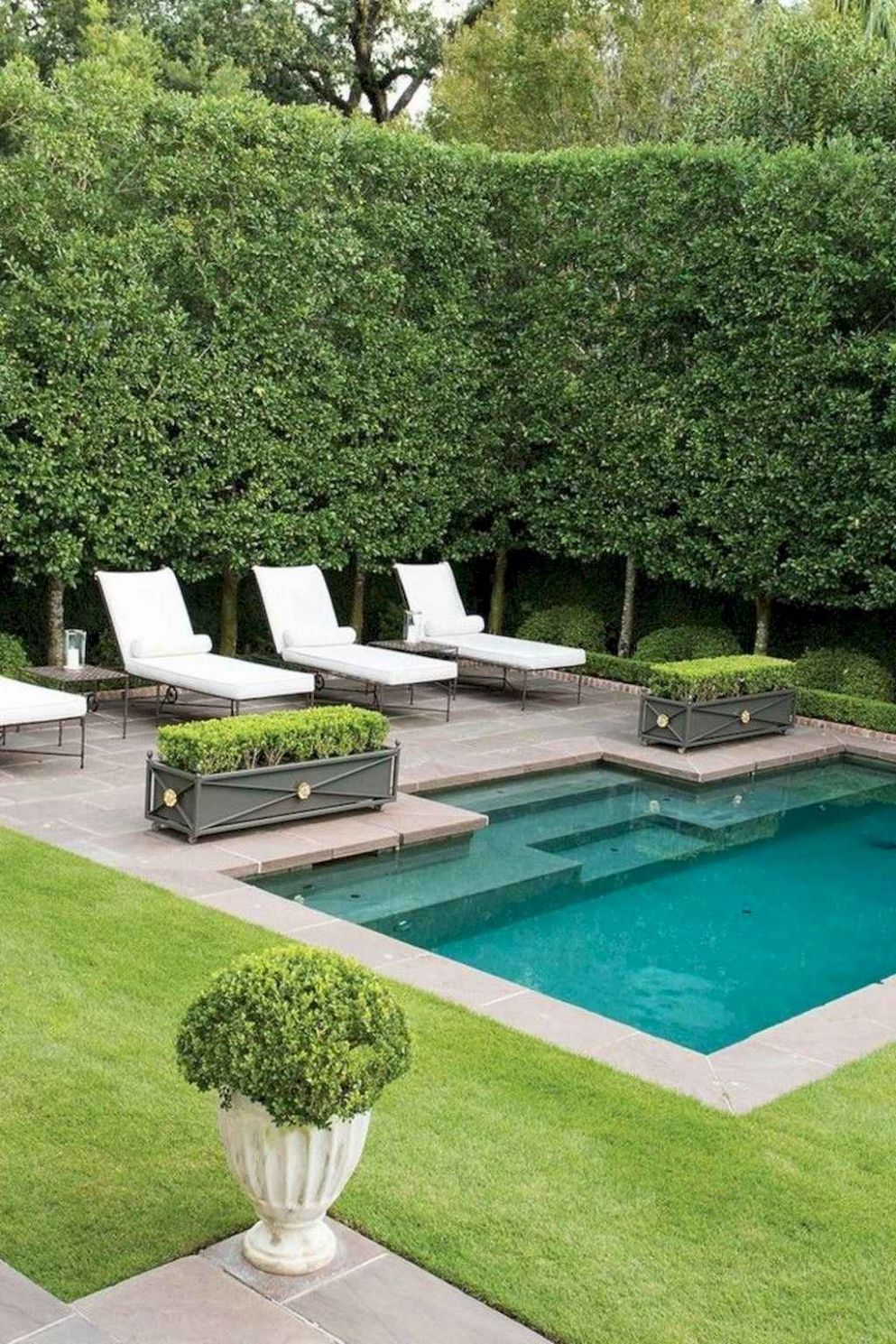 12 Small Backyard Swimming Pool Ideas and Design - architeworks