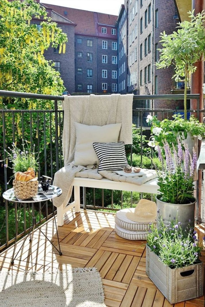 12 Small Balcony Ideas That Will Make You Fall in Love   Virginia ..