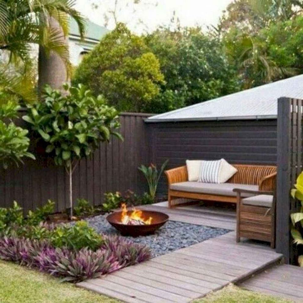 12 Small Garden and Landscaping Design for Small Backyard Ideas ..