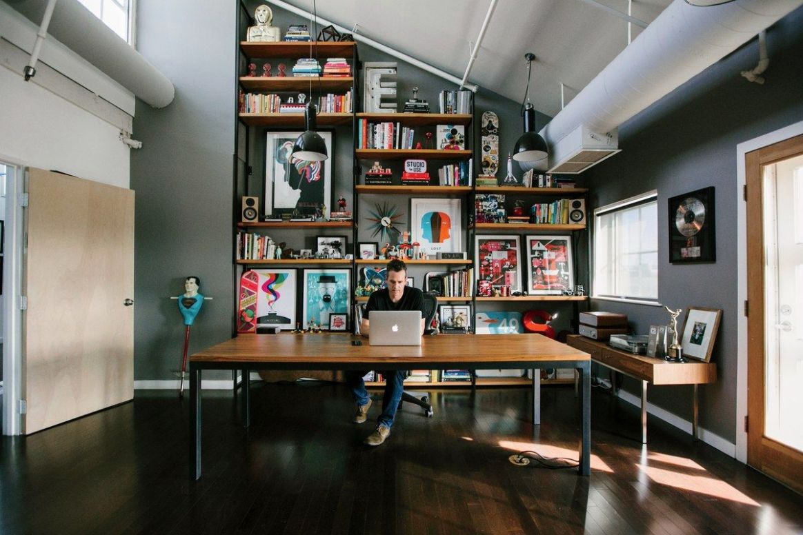 12-Step Office Upgrade (With images) | Home office design, Home ..