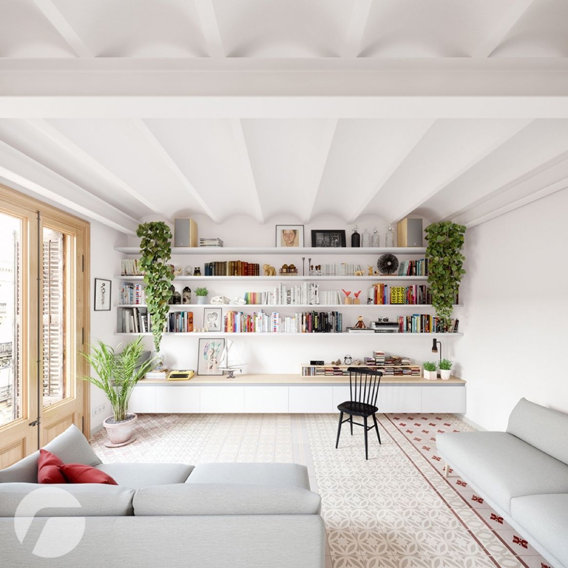 12 Stunning Apartments That Show Off The Beauty Of Nordic Interior ...