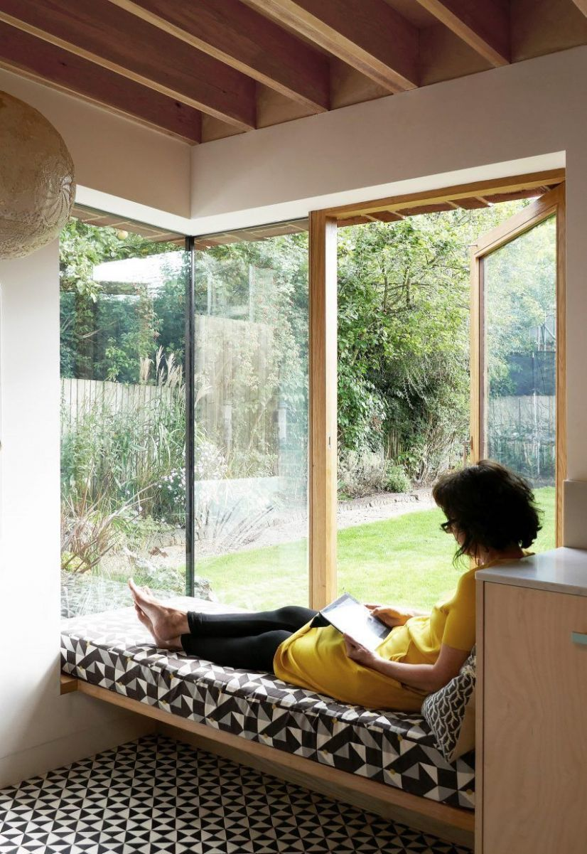 12 Stunning Bay Window Ideas for You and Your Family (With images ..