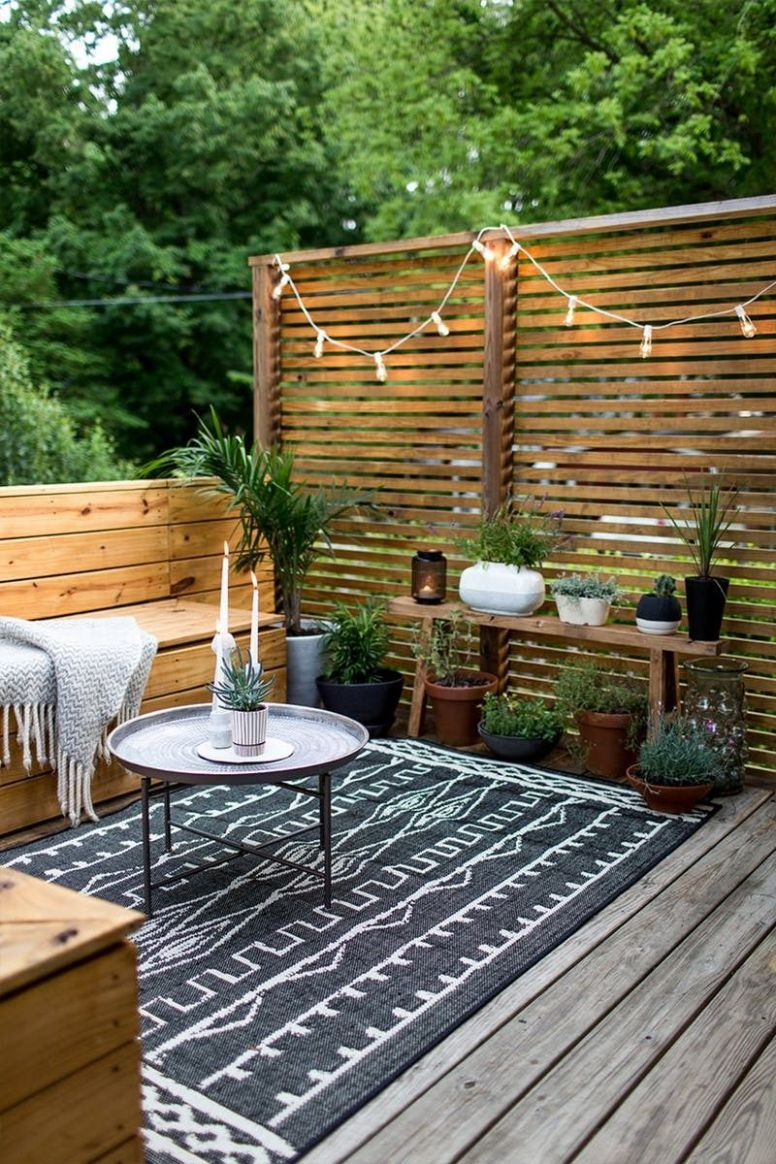 12 Super Chic Backyard Ideas to Elevate Your Outdoor Space ...