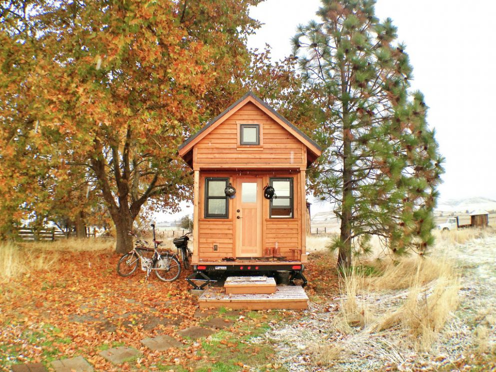12 Things Architecture Can Learn from the Tiny House Movement ..