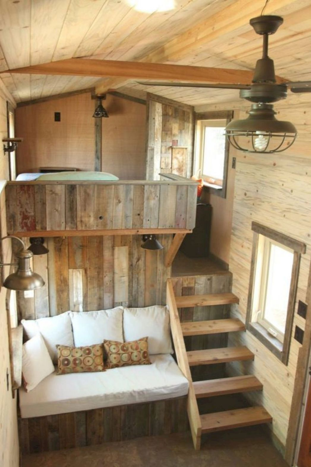 12 Tiny House Interior Design Ideas (With images) | Tiny house ..