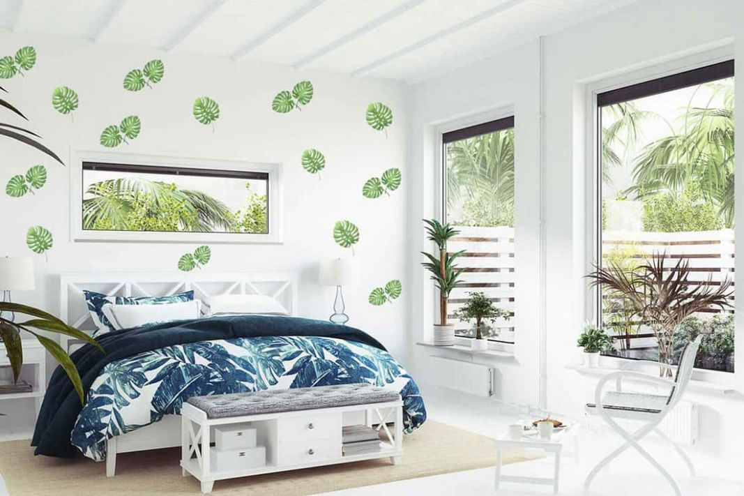 12 Tropical Bedroom Designs [and How to Achieve the Look] - Home ...