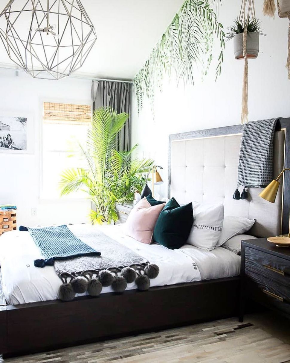 12 Tropical Bedroom Ideas 12 (Summer Mood for You) (With images ..