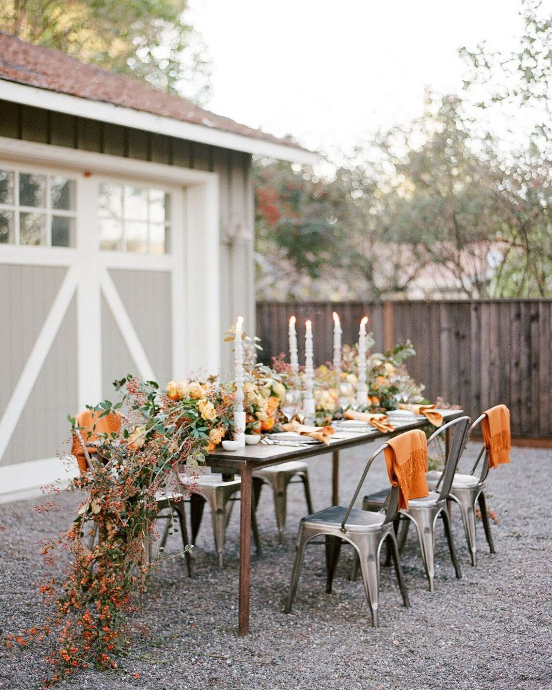 12 Unique Ideas for Your Fall Engagement Party | Backyard ..