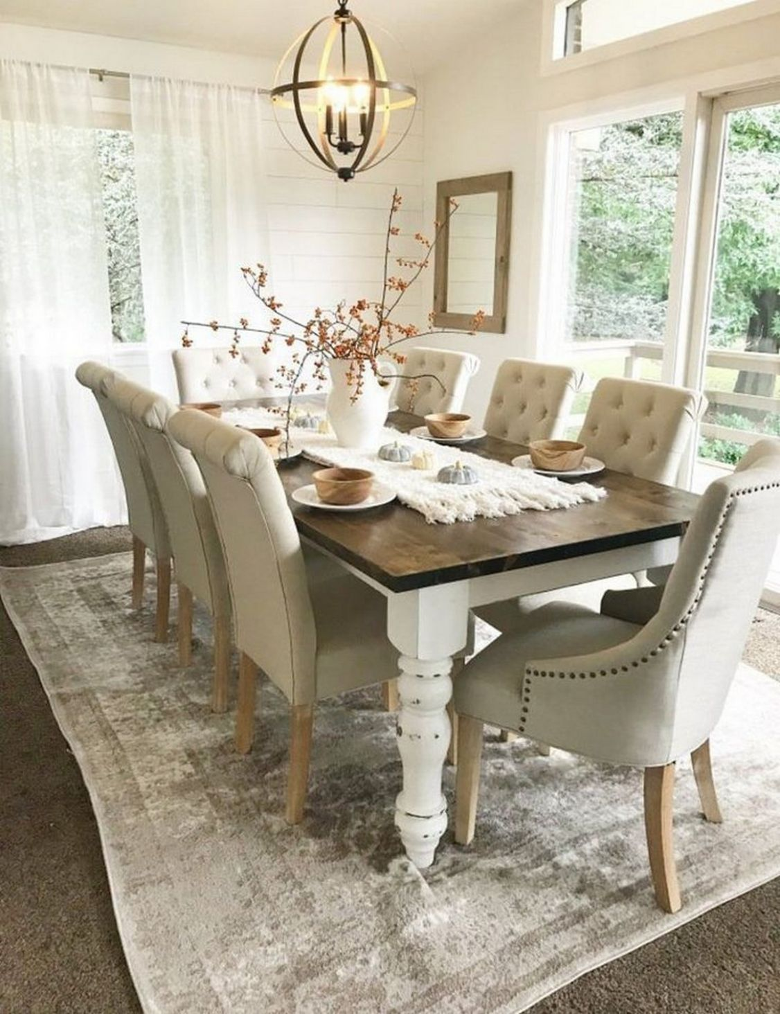 12 very comfortable popular dining room makeover ideas 12 ..