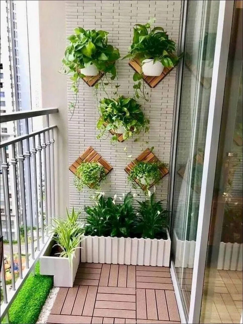 122 classy and simple apartment balcony decorating ideas 12 in 12 ..