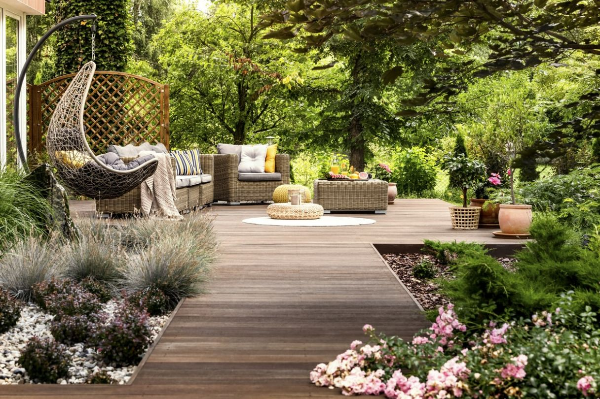 8 Backyard Landscaping Ideas To Transform Your Yard - Custom ..