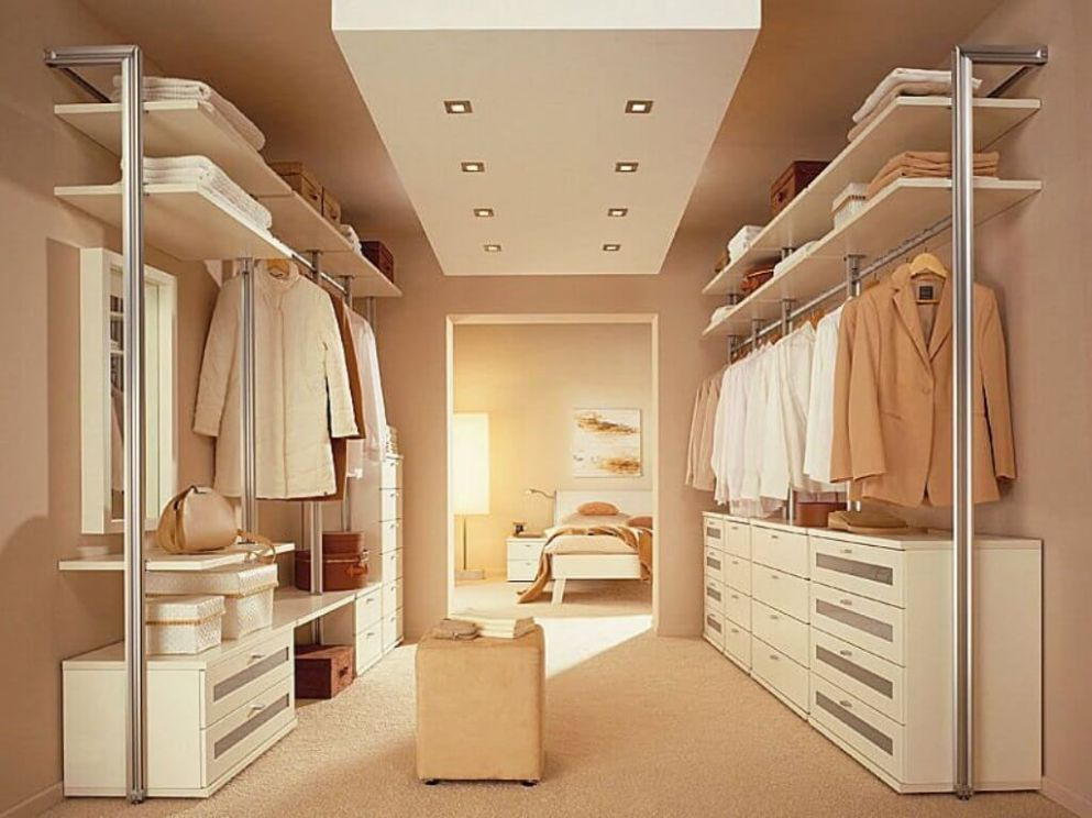 8 Bedroom Closet Ideas 8 (Well-Dressed Every Time)