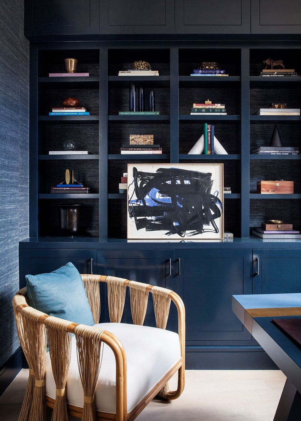 8 Best Blue Rooms - Decor Ideas for Light and Dark Blue Rooms