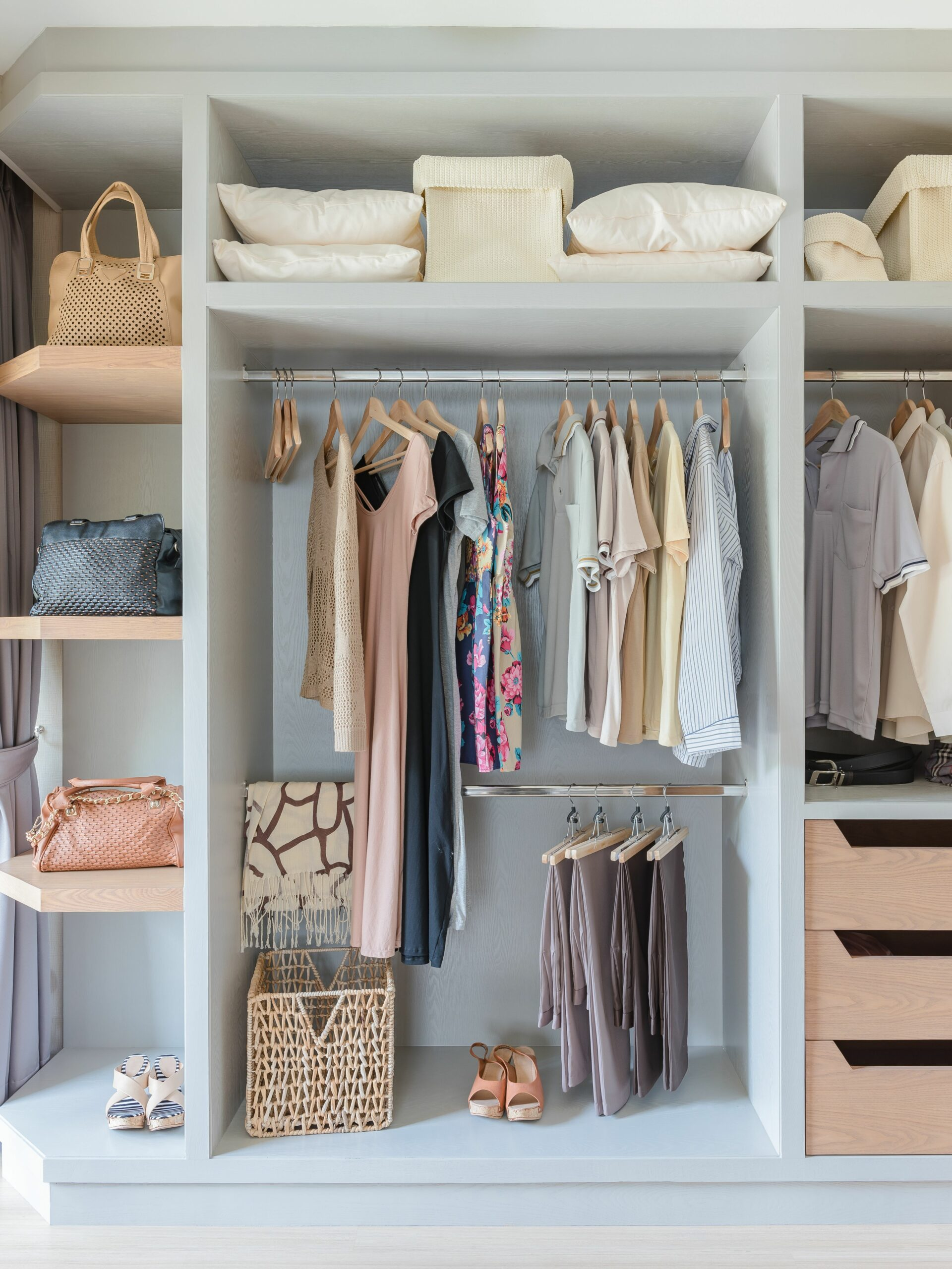 8 Best Closet Organization Ideas to Maximize Space and Style ...