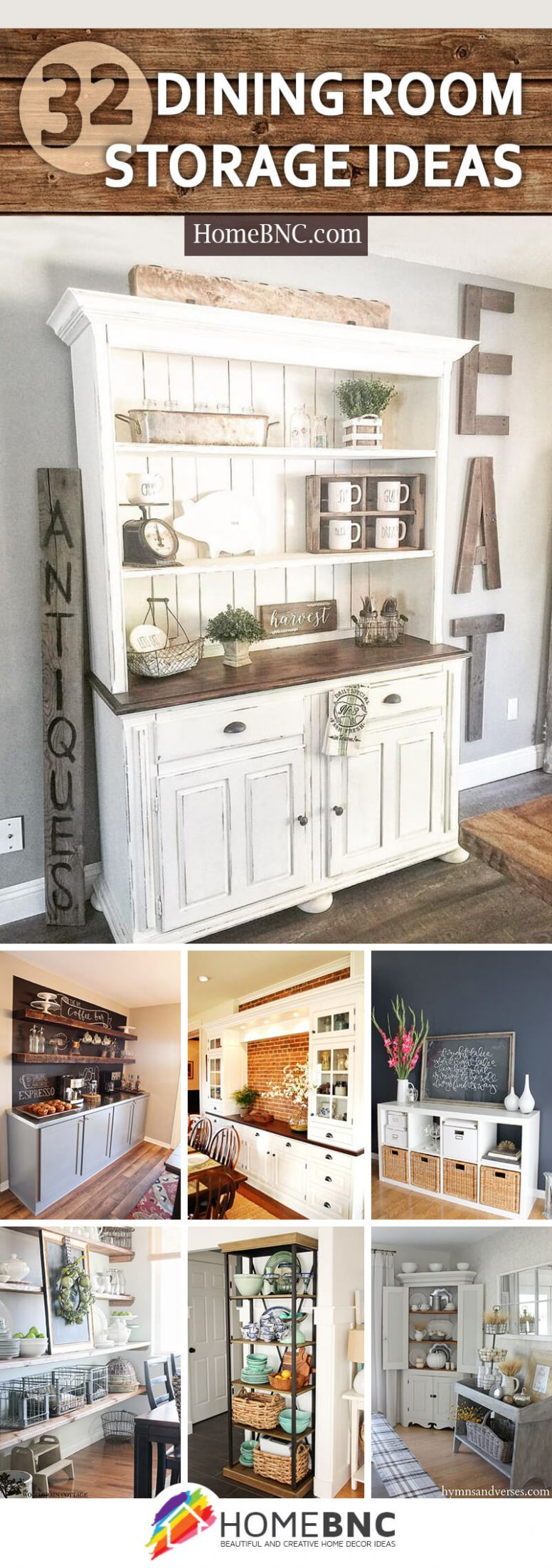 8 Best Dining Room Storage Ideas and Designs for 8 - dining room unit ideas