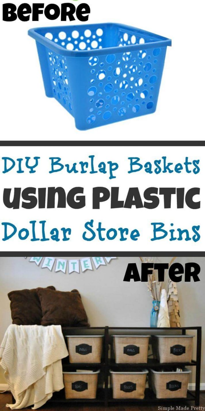 8 Best DIY Dollar Store Home Decor Ideas and Designs for 8